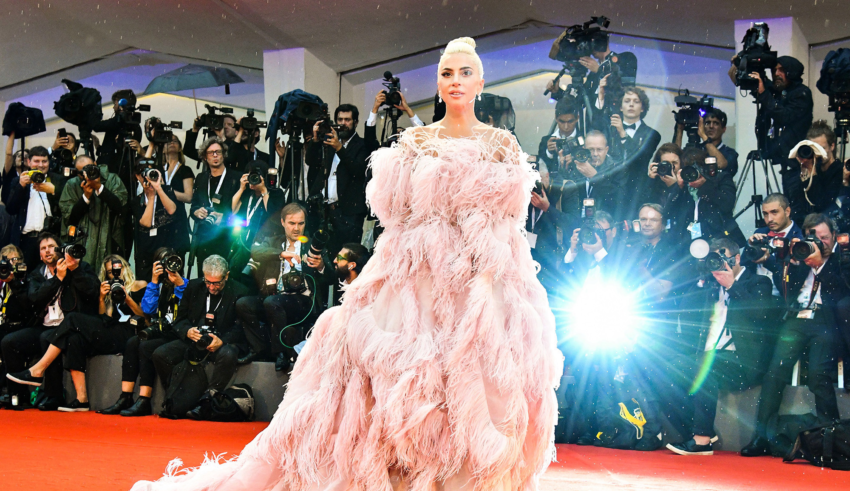 A look at Lady Gaga\'s A Star is Born premiere Gowns – Glitz Africa ...