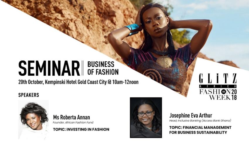 Gafw18 Business Of Fashion Seminar On October 20 At Kempinski Hotel Glitz Africa Magazine