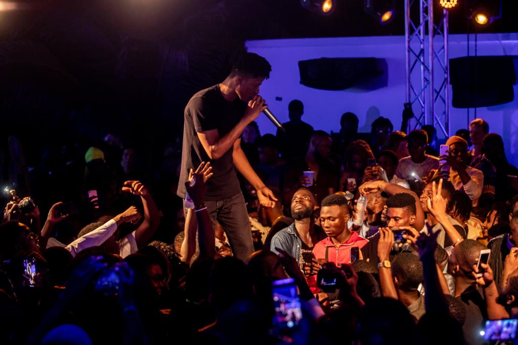 Boiler Room x Ballantine's True Music Africa Showcases
