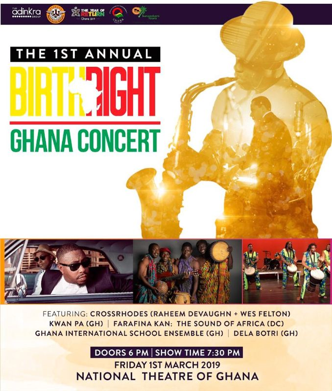 The Birthright Concert launches at National Theatre for The