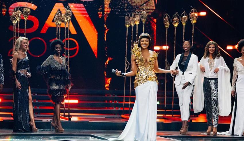 Bonang Matheba raises bar of style influencers at Miss ...